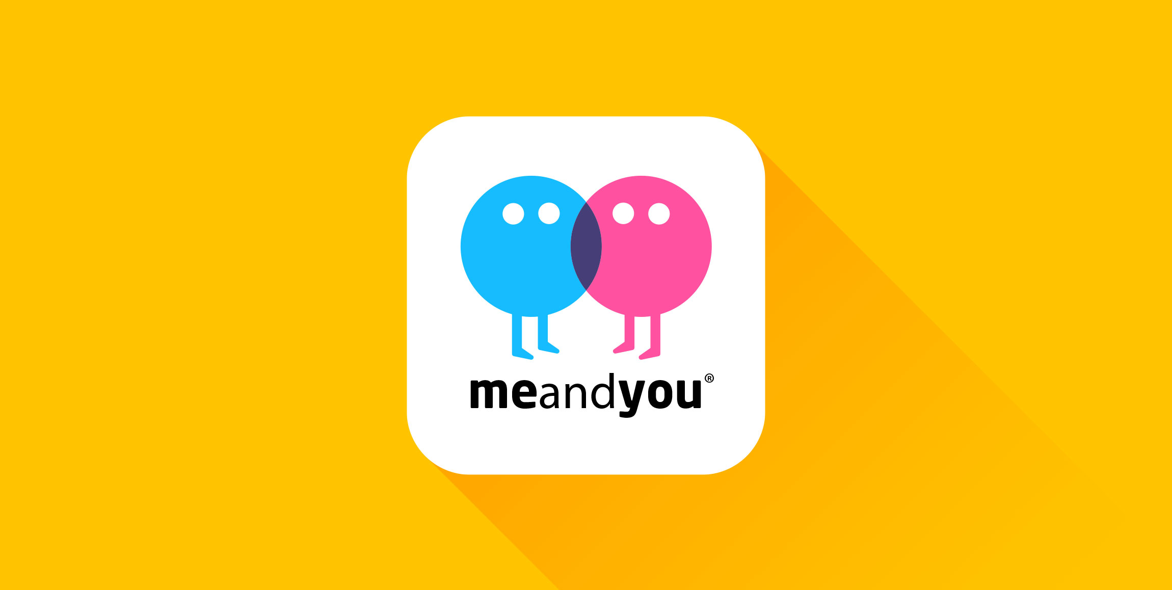 Création app icon ME and YOU