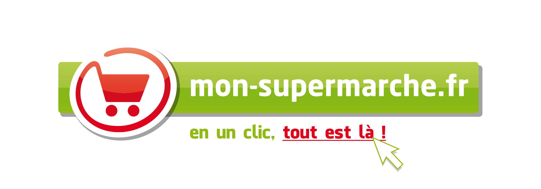 """Création logo Mon supermarché """"Franprix"""""""