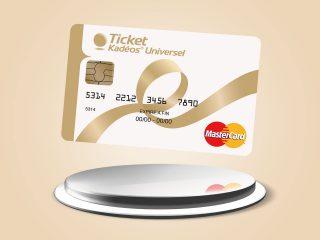 Film EDENRED Ticket Kadeos Universel