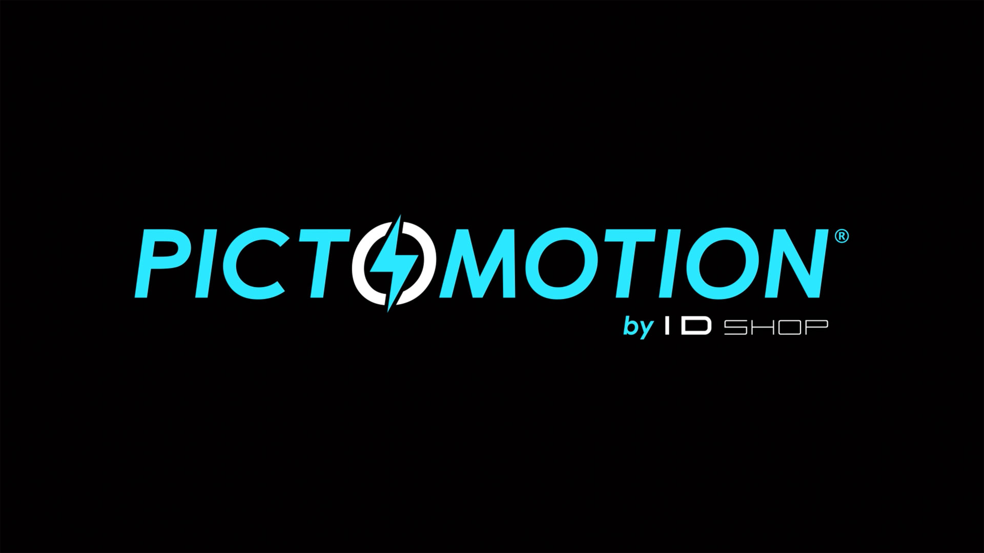 "Motion design, conception film explicatif ""PICTOMOTION"" pour iD SHOP"