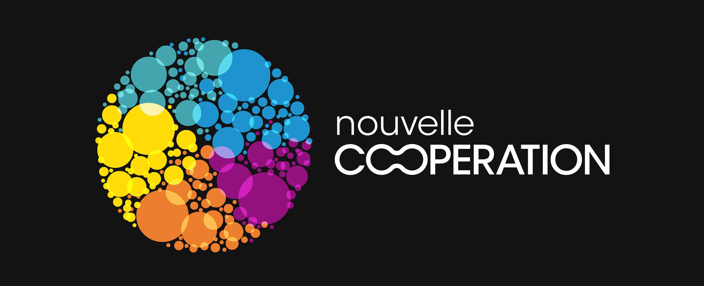 Création logo Nouvelle Coopération