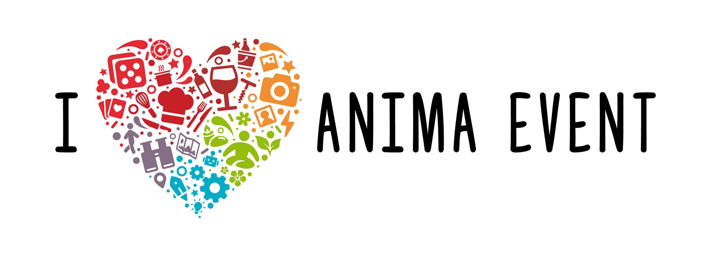 Logo pictos Anima Event