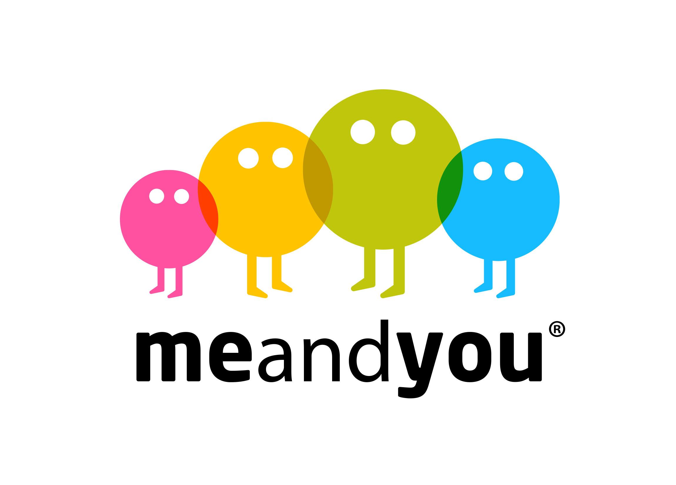 Création logo ME and YOU