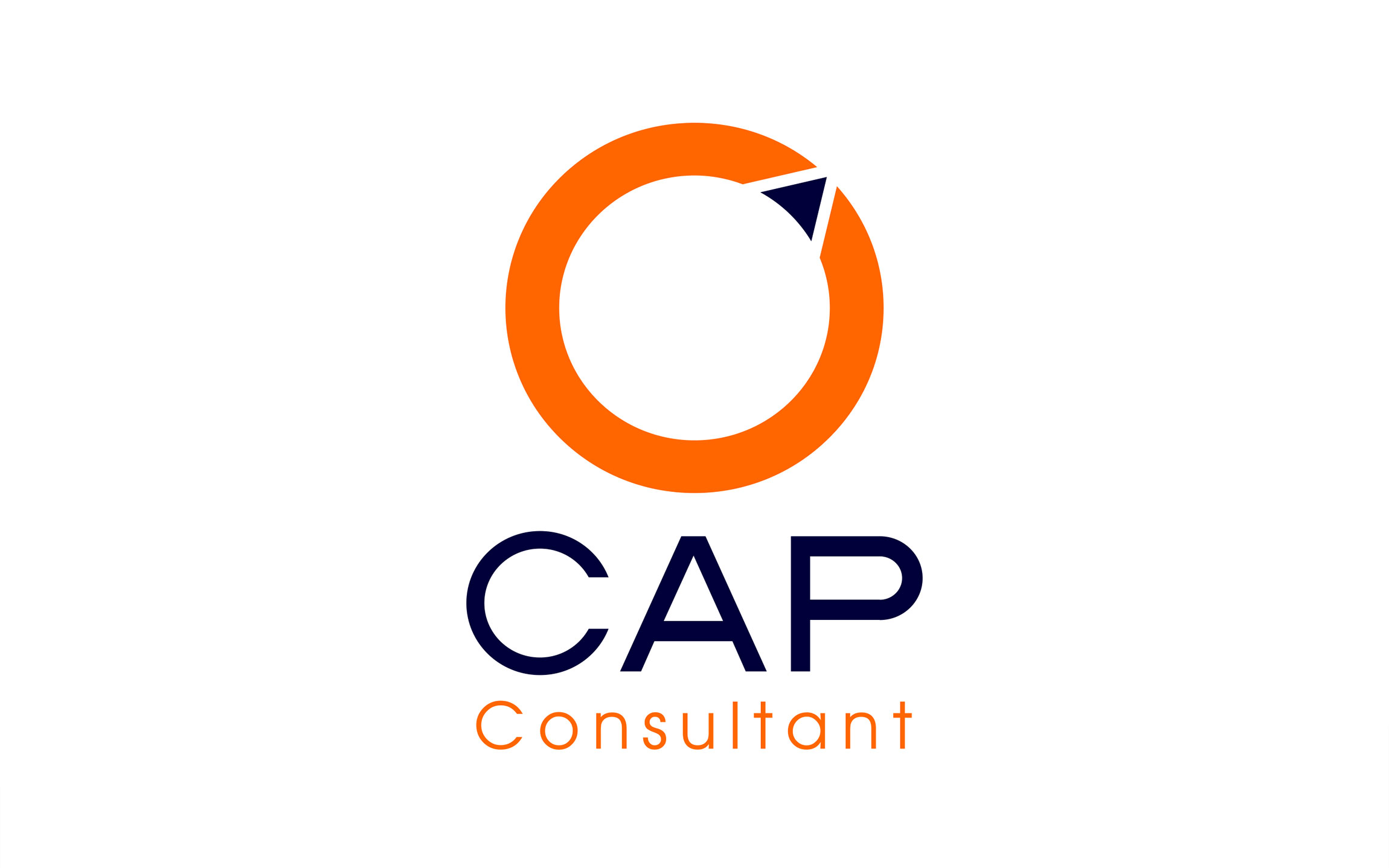 Création logo CAP CONSULTANT