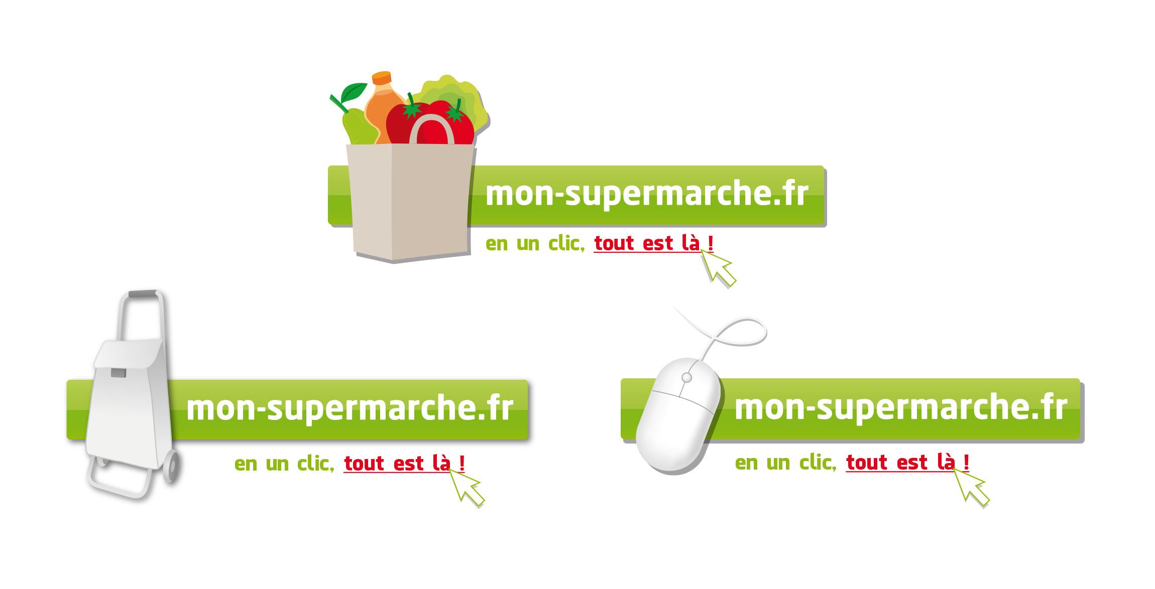 "Recherches logo Mon supermarché ""Franprix"""