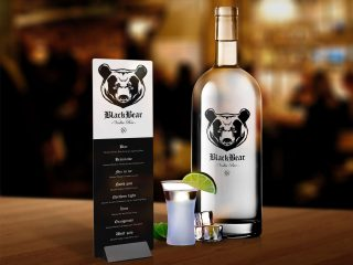Bar BLACK BEAR