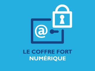 Film BANQUE POPULAIRE Coffre Fort Numérique