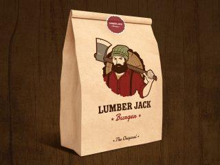 LUMBER JACK BURGER